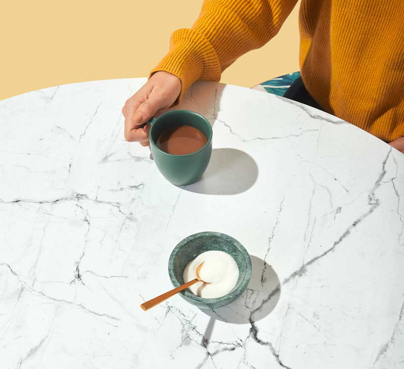 New table products